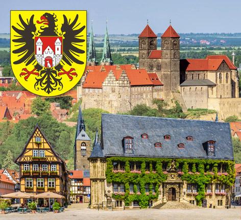 Stadt Quedlinburg