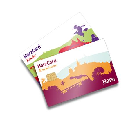 HarzCard-Partner