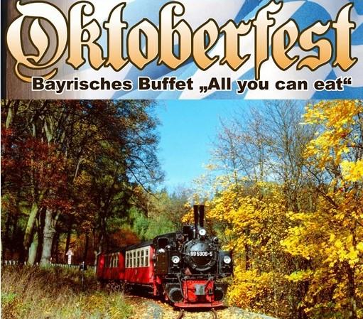 WIESN-Express zum Oktoberfest