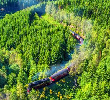 Harzrundreise - 100 km pures Dampferlebnis am 14.06.2020