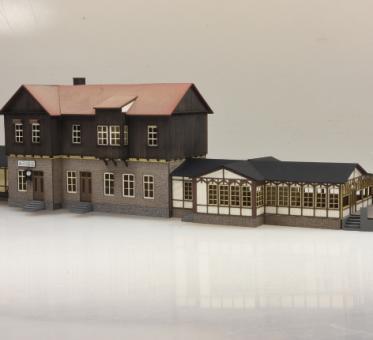 """Bausatz Bahnhof """"Alexisbad"""""""