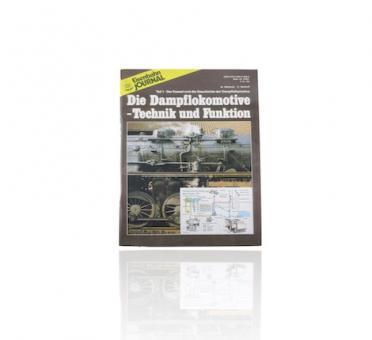 Die Dampflokomotive - Technik und Funktion