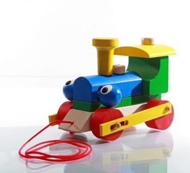 Blinzelnde Lokomotive