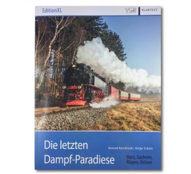 """Buch """"Die letzten Dampf-Paradiese"""""""