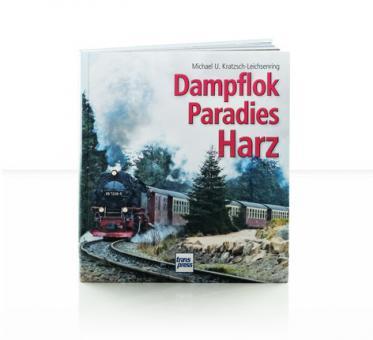 """Buch """"Dampflok Paradies Harz"""""""