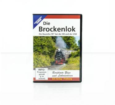 DVD Die Brockenlok