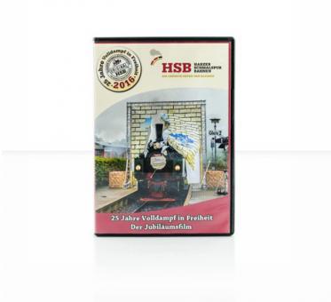 """DVD """"25 Jahre Volldampf in Freiheit"""""""