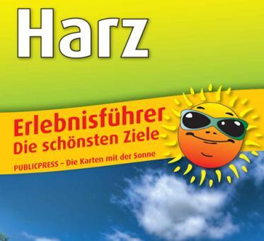 "Erlebnisführer ""Harz"""