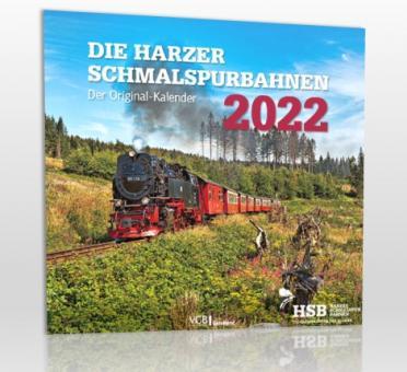 Kalender Harzer Schmalspurbahnen 2022