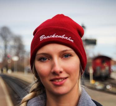 """Mütze """"Brockenbahn"""""""