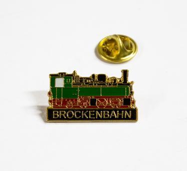 "Pin ""Brockenbahn"""