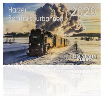 EK - Kalender Harzer Schmalspurbahnen 2020