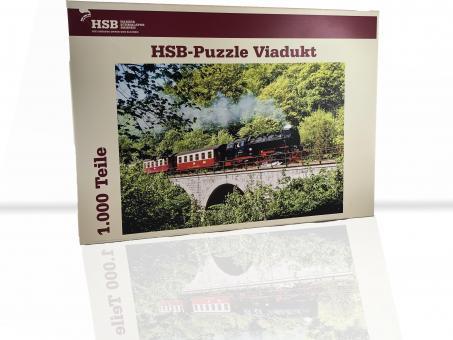 HSB-Puzzle Viadukt