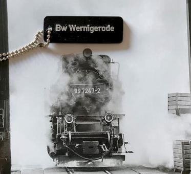 Schlüsselanhänger Bw Wernigerode