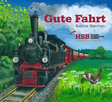 """Kinderbuch """"Gute Fahrt"""""""