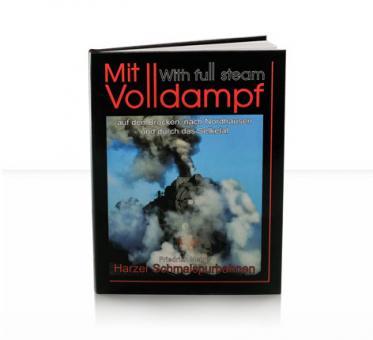 """Buch """"Mit Volldampf"""""""